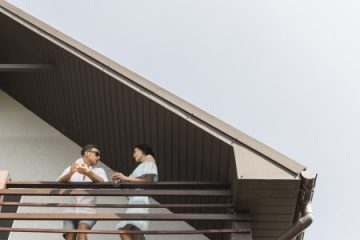 החלקות בטון במרפסות שמש