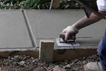 שיפוץ הבית בעזרת בטון